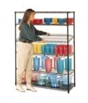 Metro qwikSLOT Drop Mat Shelves