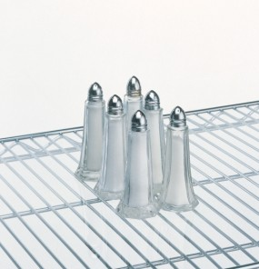 Metro Clear Shelf Inlays