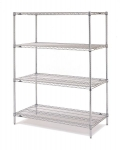 Metro 4-Shelf Complete Units