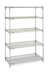 Metro Super Adjustable 5-shelf Starter Units