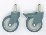 Metro Heavy Duty Stem Casters