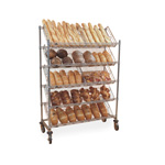Metro Super Erecta Slanted Display Shelves
