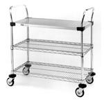 Metro Standard-Duty Wire Carts