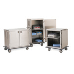 Metro Closed Lab Cart