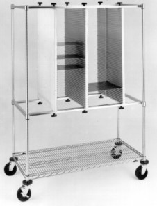 Horizontal Hold Carts-Heavy Duty(CBL Style)