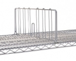 Metro Super Adjustable Shelf Dividers