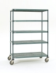 Super Erecta Pro 5 Tier Carts