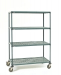 Metro Super Erecta Pro 4-tier Carts