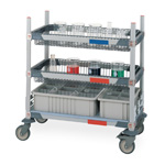 Metro Glassware Carts