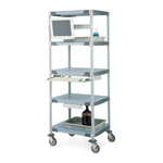 Metro Liquid Chromatography Cart Accessories