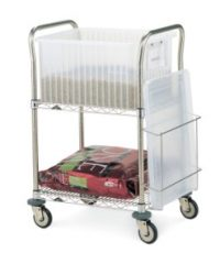 Metro Lab Animal Research Carts