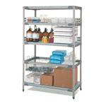 MetroMax i, MetroMax Q, and Super Erecta Pro Polymer Shelving