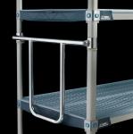 Metro MetroMax i Stem Caster Cart Swing-up Handles