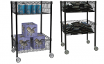 Metro Quick Ship Basket Carts