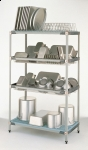 Metro MetroMax Q Stainless Steel Drop-in Racks
