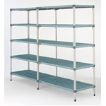 MetroMax Q Shelving Starter and Add-On Units