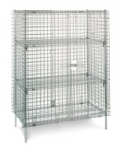 Metro Super Erecta Stationary Security Units