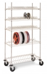 Metro Super Erecta Reel Shelves