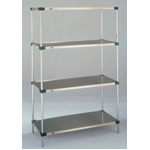 Metro Solid Shelf Preconfigured Units