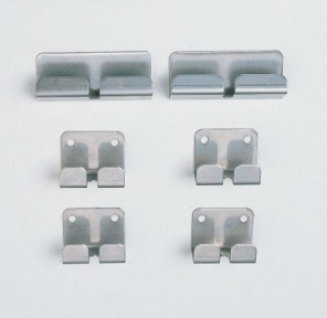 Metro SmartWall G3 Bracket Kits to Attach Grids to Wall Track