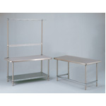 Metro Stationary Clean Tables