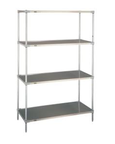 Solid Shelf Starter Unit