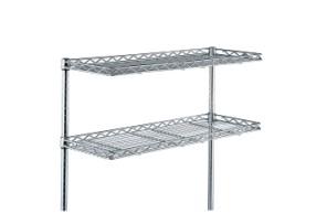 Cantilever Shelves for Overhead