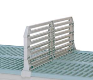 MetroMax Shelf Dividers