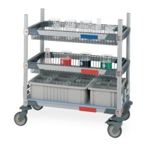 MetroMax Glassware Carts