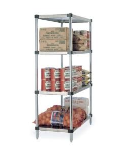 Metro Heavy Duty 4 Shelf Unit