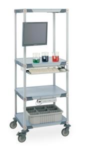 Original HPLC Model(Casters Included)