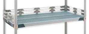 MetroMax Stackable Shelf Ledges