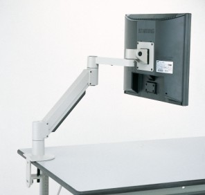 Surface Mount Swing Arm for Flat Monitor