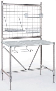 Perf Top Clean Table with Overhead
