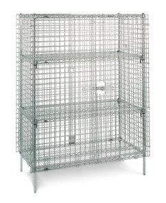 Super Erecta Stationary Security Units