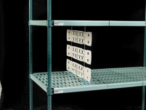 Super Erecta Pro Shelf-to-Shelf Divider