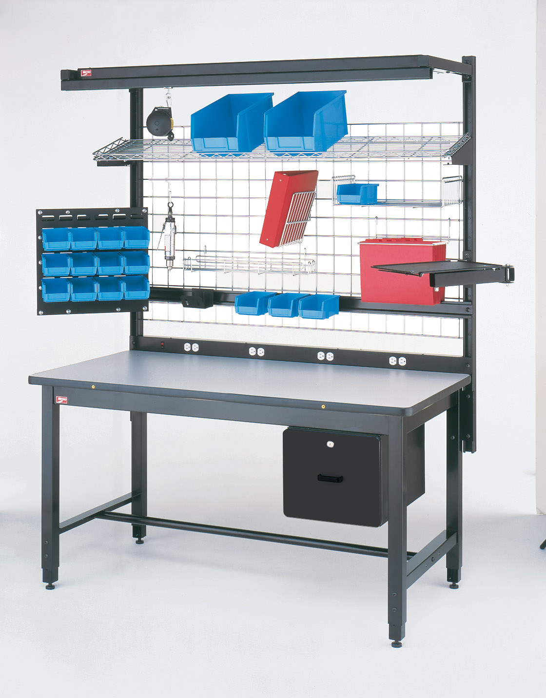Starter Drawer, Locking Accessory