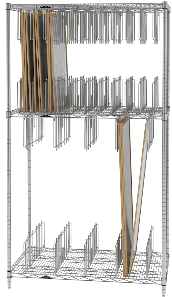 Stencil Rack
