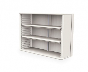 Starsys Double Wide Wall Unit- No Doors
