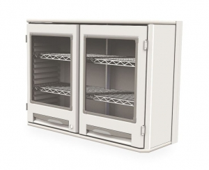 Starsys Double Wide Wall Unit Clear Door