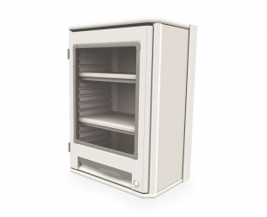 Starsys Single Wall Unit with Clear Door
