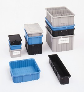 Metro Benstat Blue Static Dissipative Divider Boxes