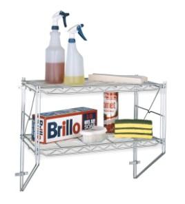 Erecta Shelf Wall Kit