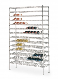 Cradle Wine Shelving
