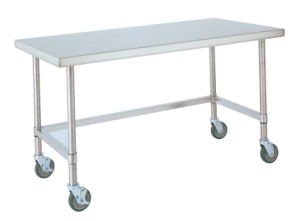 Metro HD Super Mobile Worktables