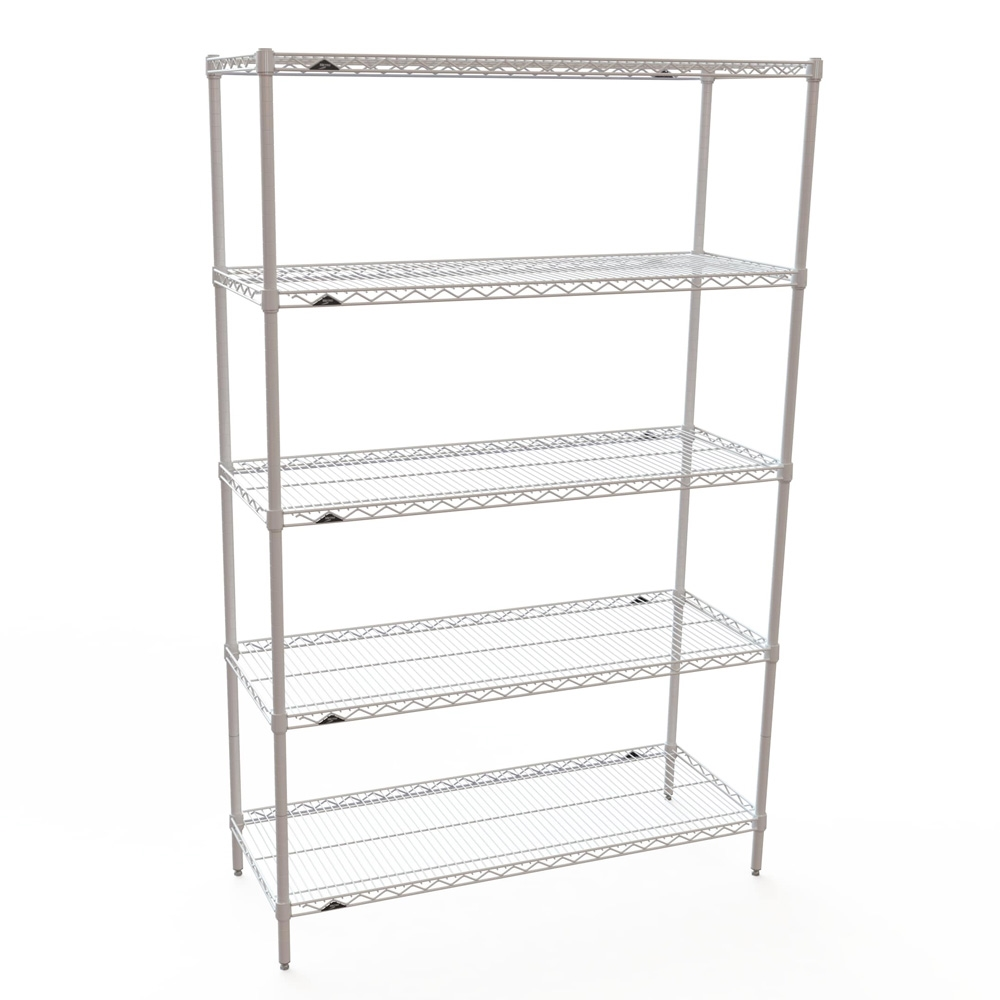 Metro Super Erecta 5-shelf Complete Units