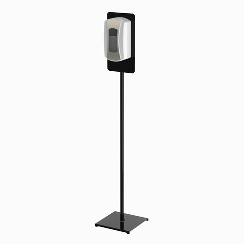 Metro Universal Motion Sensor Sanitizer Stands