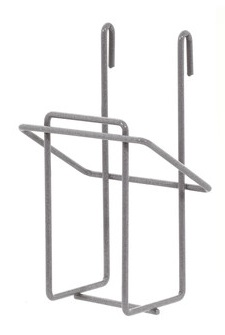 Metro Vertical Metroseal 4 Gray Single Glove Box Holders